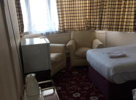 Euro Inn, Харроу (рядом с городом Нортвуд)