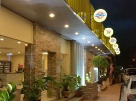 Station Gold Budget Hotel