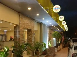 車站黃金經濟型酒店