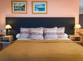 Hotel Campo Alegre, Rafaela (Sunchales yakınında)