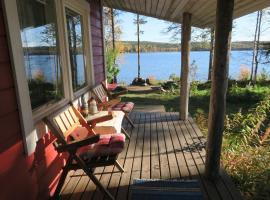 Puolukkamaan Pirtit Cottages, Lampsijärvi