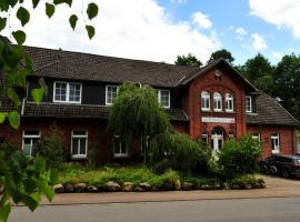 Hotel Garni Wacholderheide, Eimke (Böddenstedt yakınında)