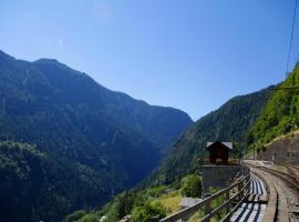 Lieu Secret dans les Alpes Suisses, Le Trétien