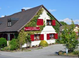 Alte Schreinerei-Auberge Harlekin, Randegg (Gailingen yakınında)
