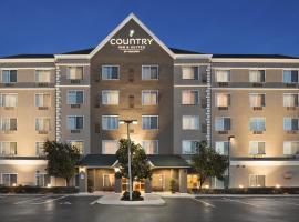 Country Inn & Suites by Radisson, Ocala, FL, Ocala (in de buurt van Marion Oaks)