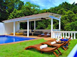 Villa Celeste Estate, Jarabacoa (El Río Arriba yakınında)