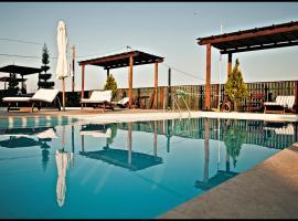 Ilyda Residence Suites, Skala Kallonis (рядом с городом Parákoila)