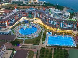 Lonicera Resort & Spa Hotel, Avsallar