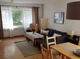 Köster Apartment, Olpe (Wenden yakınında)