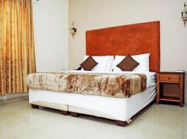 The Big 5 Hotel, Lodge & Camp, Lubumbashi