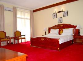 Morena Hotel, Dodoma (рядом с регионом Mpwapwa)