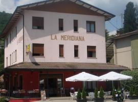Ristorante Albergo La Meridiana, Crespadoro (Valdagno yakınında)