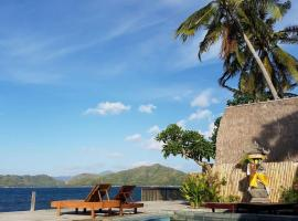 Krisna Bungalows and Restaurant