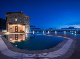 The View Village - Villas & Spa, Карпенисион (рядом с городом Fourna)