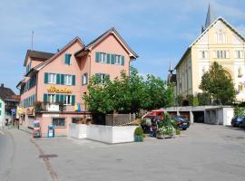 Hotel Hirschen, Reichenburg