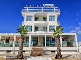 Baldinini Hotel, Rimini (Torre Pedrera yakınında)