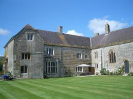 Higher Melcombe Manor, Ansty (рядом с городом Hilton)