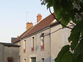 Les Viviers Maison d'hôtes B&B, Puiseaux (рядом с городом Yèvre-le-Châtel)