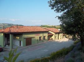 Le Barbaterre, Quattro Castella (San Polo d'Enza in Caviano yakınında)