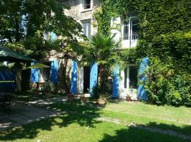 Le Mas des Platanes, Антрег-сюр-ла-Сорг