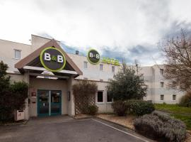 B&B Hôtel EVRY LISSES 1, Lisses (рядом с городом Ле-Кудре-Монсо)