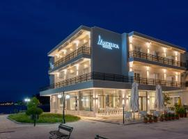 Angelica Hotel, Limenas