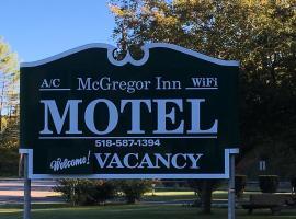 McGregor Inn Motel, Saratoga Springs (in de buurt van Gansevoort)