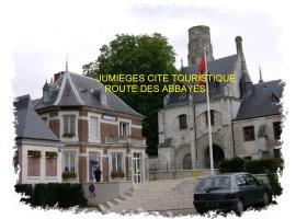 La Bonne Famille, Жюмьеж (рядом с городом Yainville)