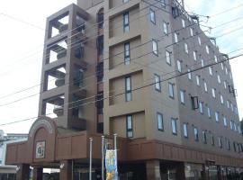 Hotel Crown Hills Nakamura, Shimanto (Komame yakınında)
