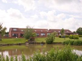 Willow Lakes, Ashby cum Fenby (рядом с городом Waltham)