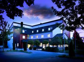 Hotel Restaurant Anna, Schnelldorf (Rot am See yakınında)