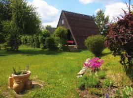 Finnhütten Waldesruh, Lochow (Semlin yakınında)