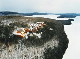 Sacacomie Hôtel et Spa, Saint-Alexis-des-Monts