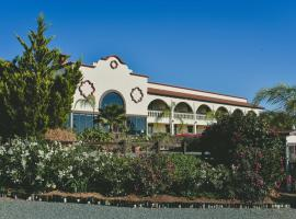 Hacienda Guadalupe Hotel, Valle de Guadalupe