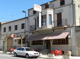 Cal Feliuet, Passanant i Belltall (рядом с городом Rocallaura)