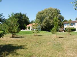 Le Cottage, Saint-Léger (рядом с городом Lagarrigue)