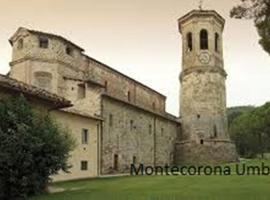Casa Loretta, Montone (Umbertide yakınında)