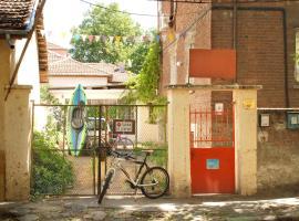 Bike Hostel Plovdiv
