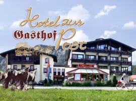 Gasthof Hotel zur Post, Kiefersfelden