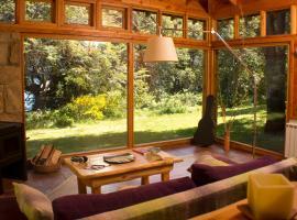 El Aura Lodge, Lago Futalaufquen