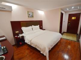 GreenTree Inn Jiangsu Nanjing Tangshan Hot Spring Express Hotel, Jiangning (Tangshan yakınında)