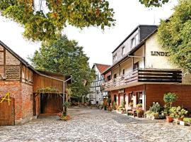 Landgasthaus & Hotel Lindenhof, Königslutter am Elm