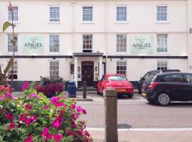 Angel Hotel, Market Harborough