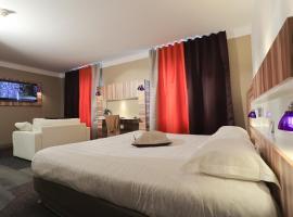 Qualys-Hotel Aurillac Grand Hôtel Saint-Pierre