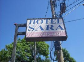 Hotel Sara, Éden
