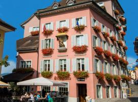 Boutique-Hotel Sonne Bremgarten, Bremgarten (Künten yakınında)