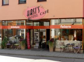 Hasi's Hotel, Grafing (Kirchseeon yakınında)