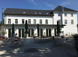 Pfeffermühle Pension und Gastronomie, Schleiz