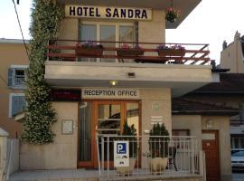 Hotel Sandra, Vizille