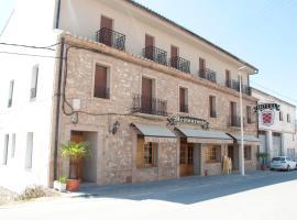 Hotel Álvarez, Tuéjar